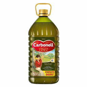 Оливковое масло virgen extra Carbonell 5 л