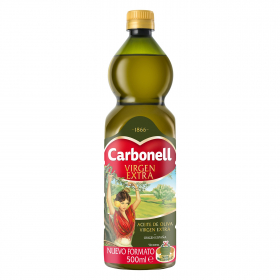 Оливковое масло virgen extra Carbonell  500 мл
